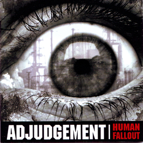 ADJUDGEMENT – Human Fallout CD