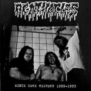 AGATHOCLES – Mince Core History 1989 – 1993 CD