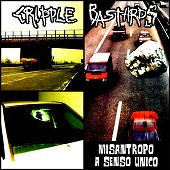 CRIPPLE BASTARDS – Misantropo A Senco Unico – CD