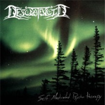 DESOLATEVOID – Self Medicated Psycho Therapy – CD