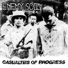 ENEMY SOIL – Casualties of Progress CD
