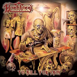 FLESHLESS – To Kill for Skin – CD