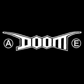 DOOM – logo 1 – patch