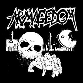 ARMAGEDOM – nášivka