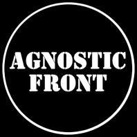 AGNOSTIC FRONT 1 – badge