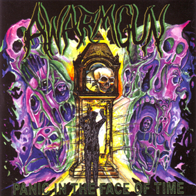 A WARM GUN – Panic in the Face of Time LP