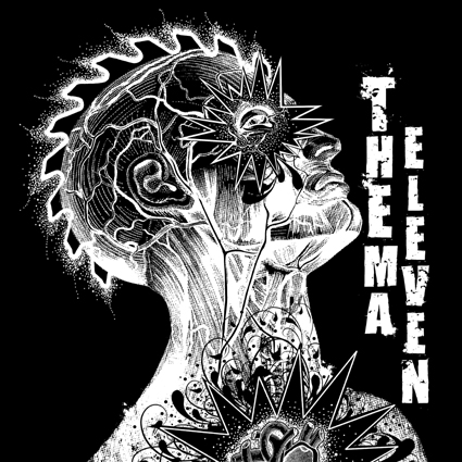 REPRINT OF THEMA ELEVEN T-SHIRTS