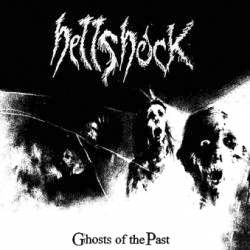 HELLSHOCK – GHOSTS OF THE PAST LP NA BLACK WATER RECORDS