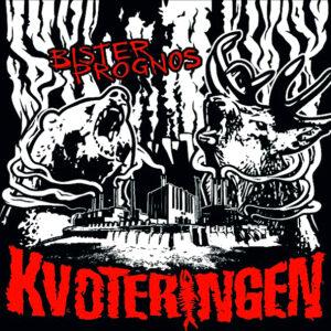 KVOTERINGEN – Bister Prognos – CD