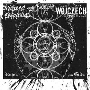 WOJCZECH / INSTINCT OF SURVIVAL – split CD