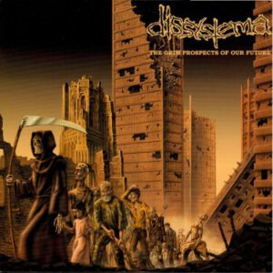 DISSYSTEMA – The Grim Prospects of Our Future – LP