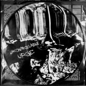 DENY / UNKONTROLLABLE URGE split 10 LP
