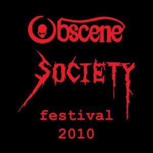 OBSCENE SOCIETY FESTIVAL – 15 YEARS OF OBSCENE PRODUCTIONS & INSANE SOCIETY RECORDS