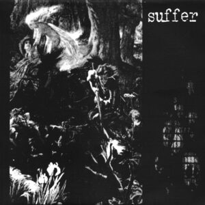 SUFFER – s/t – EP