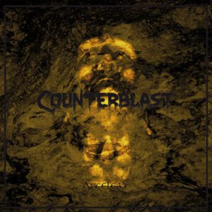 COUNTERBLAST – Faceless 10 LP