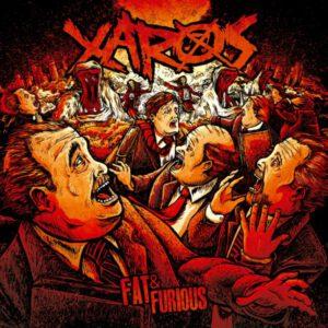 XAROS – Fat And Furious LP