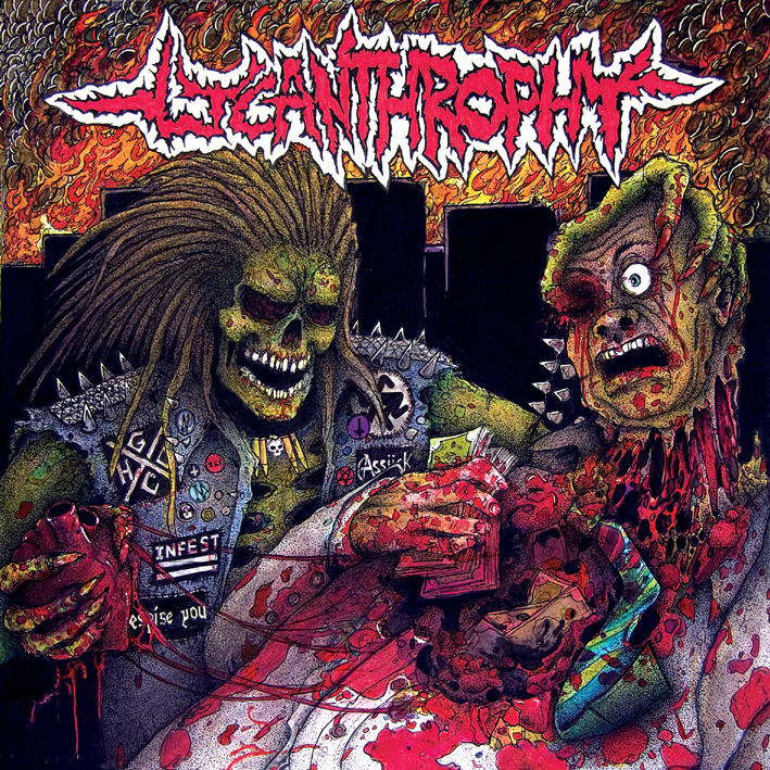 LYCANTHROPHY LP OUT SOON