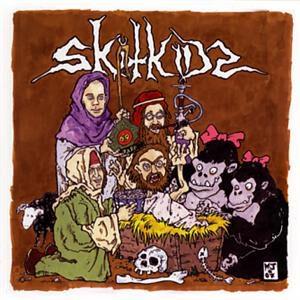 SKITKIDS – Besöket Vid Krubban – CD