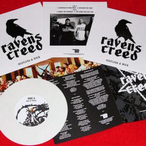 RAVENS CREED – Nestless And Wild EP