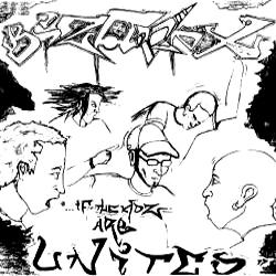 BIZARRE X / GODSTOMPER split LP
