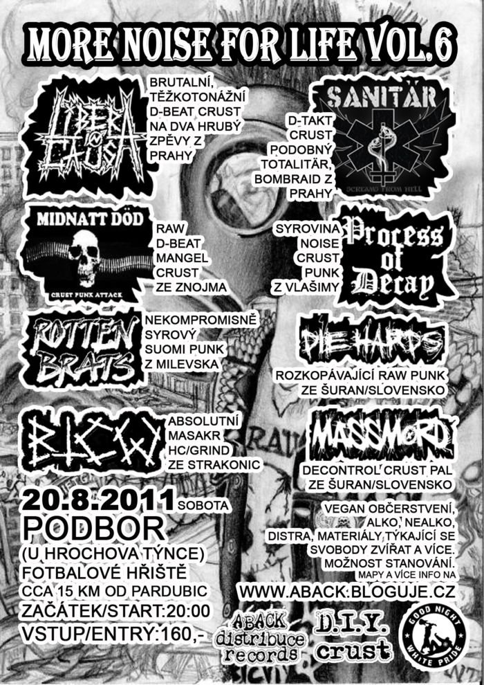MORE NOISE FOR LIFE VOL.6