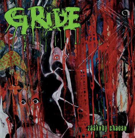 GRIDE – Záškuby Chaosu LP/CD