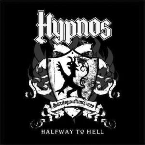 HYPNOS – Halfway to Hell – CD