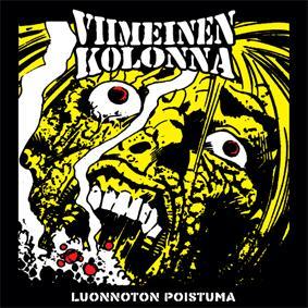 VIIMEINEN KOLONNA – Luonnoton Poistuma – EP