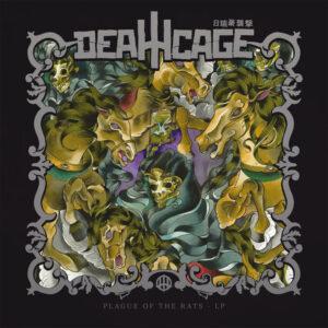 DEATHCAGE – Plague of the Rats LP