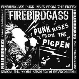 FIREBIRDGASS – Punk Rises from the Pigpen LP