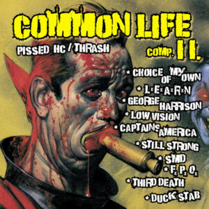 COMMON LIFE 2 – compilation LP