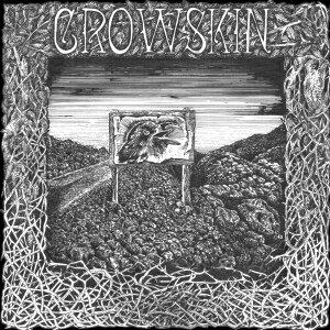 CROWSKIN – Black Lava – LP