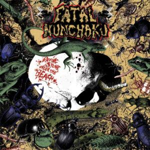 FATAL NUNCHAKU – Paving Stone Under the Beach – CD