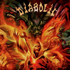 DIABOLIC – Excisions of Exorcisms – CD