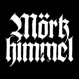 MÖRKHIMMEL – logo – patch