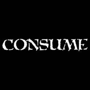 CONSUME – logo – patch