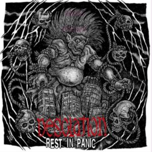DESOLATION – Rest In Panic – EP