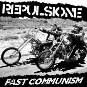 REPULSIONE / VIOLENT HEADACHE – split EP