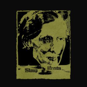 SLUMP / LIFE ENDS – split LP