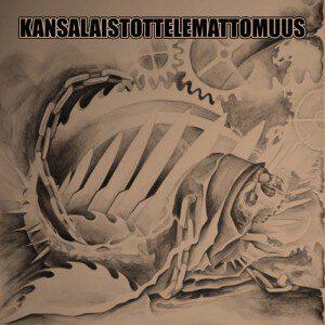 FILTHPACT / KANSALAISTOTTELEMATTOMUUS – split EP
