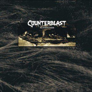 COUNTERBLAST – Nothingness – 2LP