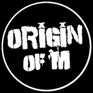 ORIGIN OF M – bílé logo – otvírák