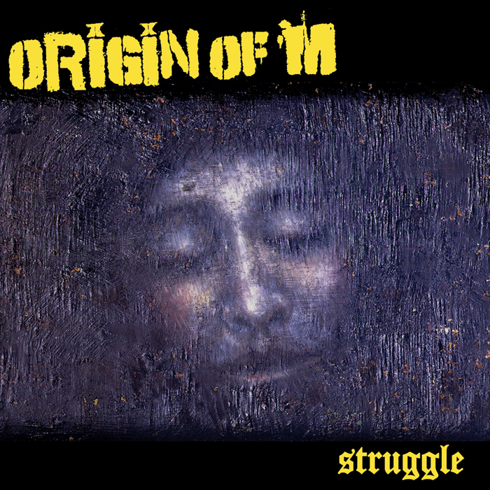 PUSŤTE SI ORIGIN OF M – Struggle – LP