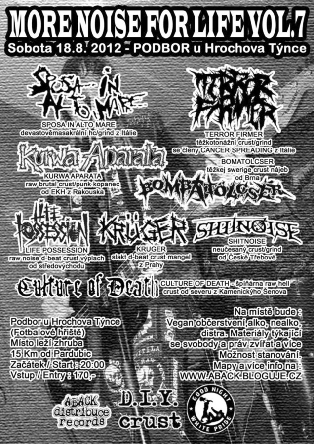 MORE NOISE FOR LIFE VOL.7