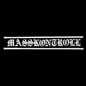 MASSKONTROLL – logo – patch