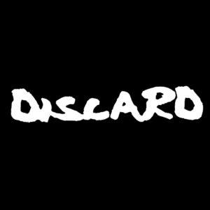 DISCARD – logo – patch