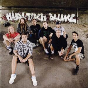 BALANCE / HARDA TIDER – split EP