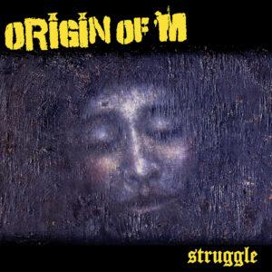 RECENZE NA ORIGIN OF M – Struggle – LP