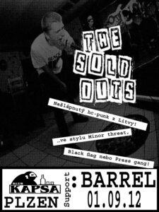 THE SOLD OUTS (LITVA), BARREL