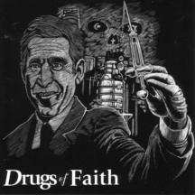 DRUGS OF FAITH – s/t – LP